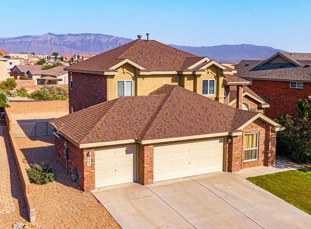1908 Paseo De La Villa SE, Rio Rancho, NM 87124 (MLS #979223) :: Berkshire Hathaway HomeServices Santa Fe Real Estate