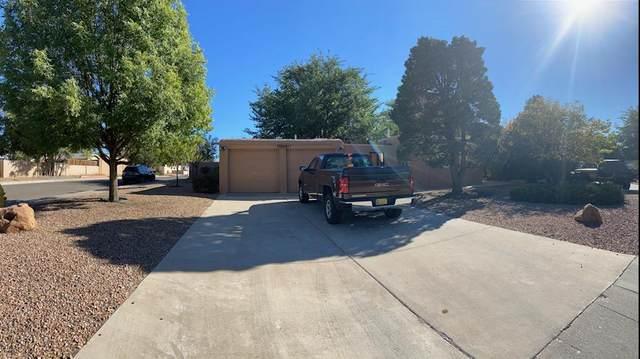 9008 Snowheights Boulevard NE, Albuquerque, NM 87112 (MLS #979226) :: The Bigelow Team / Red Fox Realty