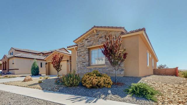 4007 Plaza Colina Lane NE, Rio Rancho, NM 87124 (MLS #979233) :: The Bigelow Team / Red Fox Realty
