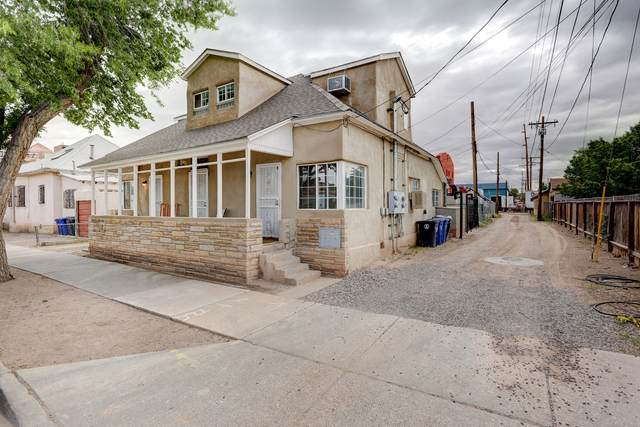 508 5TH Street SW, Albuquerque, NM 87102 (MLS #979236) :: Berkshire Hathaway HomeServices Santa Fe Real Estate