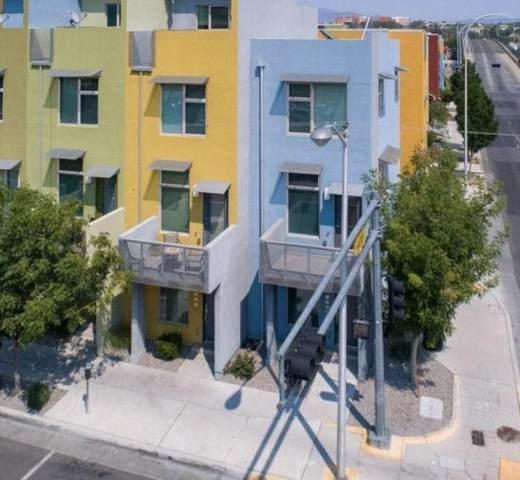 359 Platinum Street SW, Albuquerque, NM 87102 (MLS #979319) :: The Bigelow Team / Red Fox Realty