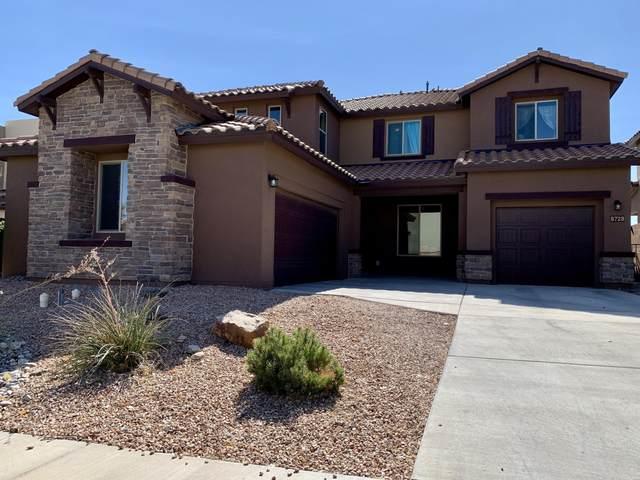 8728 Vista Cumbre Road, Albuquerque, NM 87120 (MLS #979322) :: The Bigelow Team / Red Fox Realty