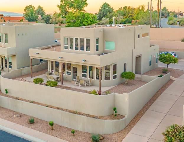 3809 Oxbow Village Lane NW, Albuquerque, NM 87120 (MLS #979362) :: Keller Williams Realty