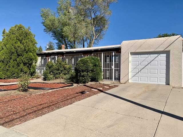 3120 Valencia Drive NE, Albuquerque, NM 87110 (MLS #979365) :: The Bigelow Team / Red Fox Realty