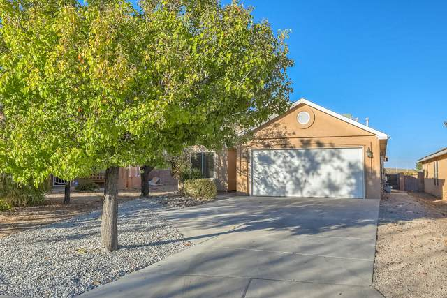 1316 Penasco Road NE, Rio Rancho, NM 87144 (MLS #979378) :: The Buchman Group