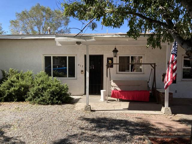 417 General Patch Street NE, Albuquerque, NM 87123 (MLS #979389) :: The Bigelow Team / Red Fox Realty