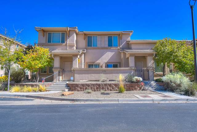 11040 Fort Point Lane NE C, Albuquerque, NM 87123 (MLS #979419) :: The Bigelow Team / Red Fox Realty