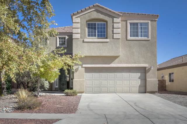 1008 Marapi Street NW, Albuquerque, NM 87120 (MLS #979439) :: The Bigelow Team / Red Fox Realty
