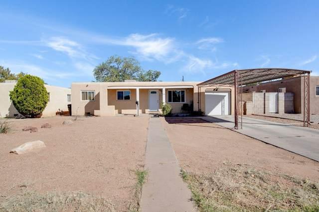 832 Dakota Street SE, Albuquerque, NM 87108 (MLS #979455) :: The Bigelow Team / Red Fox Realty