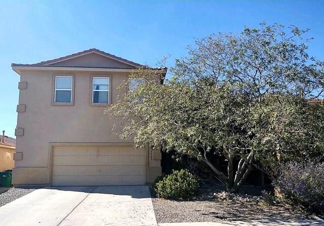 1709 Terra De Sol Drive SE, Rio Rancho, NM 87124 (MLS #979459) :: The Bigelow Team / Red Fox Realty