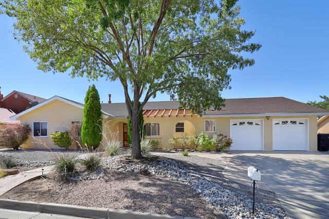 805 Navarra Way SE, Albuquerque, NM 87123 (MLS #979460) :: The Bigelow Team / Red Fox Realty