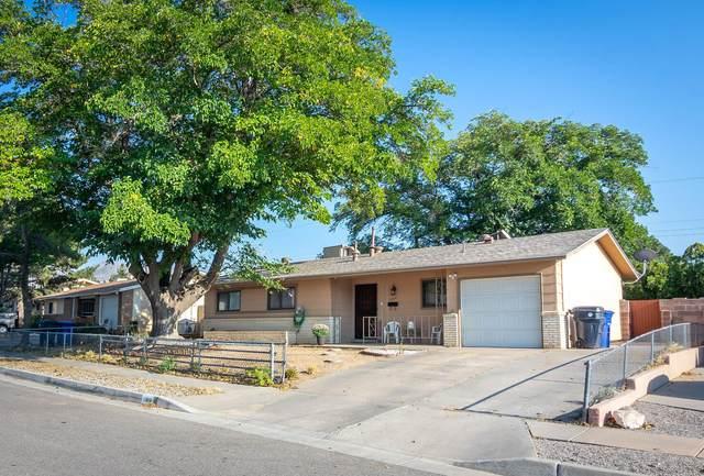 11610 Nambe Avenue NE, Albuquerque, NM 87123 (MLS #979471) :: Sandi Pressley Team