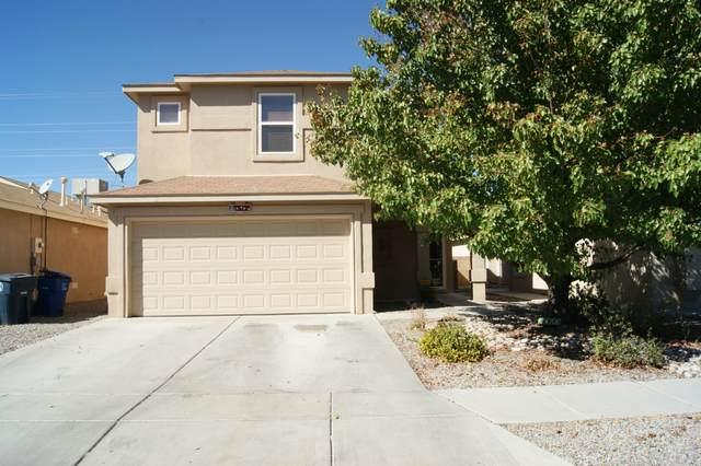 2023 Cielo Oeste Place NW, Albuquerque, NM 87120 (MLS #979479) :: Sandi Pressley Team
