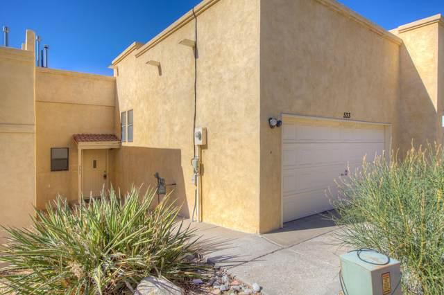 533 Pinon Creek Road SE, Albuquerque, NM 87123 (MLS #979483) :: The Bigelow Team / Red Fox Realty