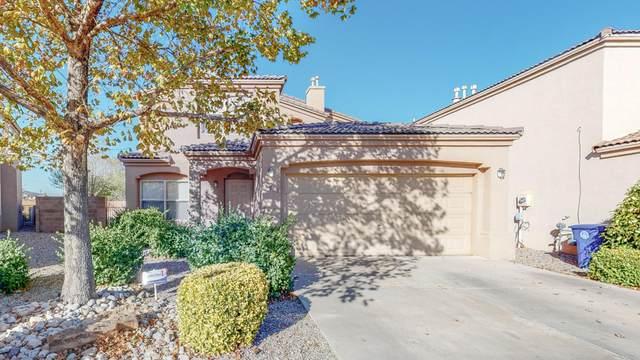 8905 Lochside Lane NE, Albuquerque, NM 87113 (MLS #979485) :: The Buchman Group