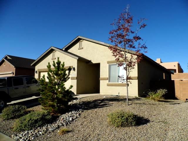 1715 Lark Drive NE, Rio Rancho, NM 87144 (MLS #979487) :: The Bigelow Team / Red Fox Realty