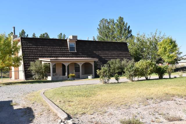 25 Palomas Circle, Truth or Consequences, NM 87901 (MLS #979500) :: The Buchman Group