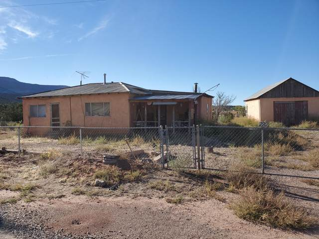 270 Rincon Valverde, Ponderosa, NM 87044 (MLS #979506) :: Keller Williams Realty