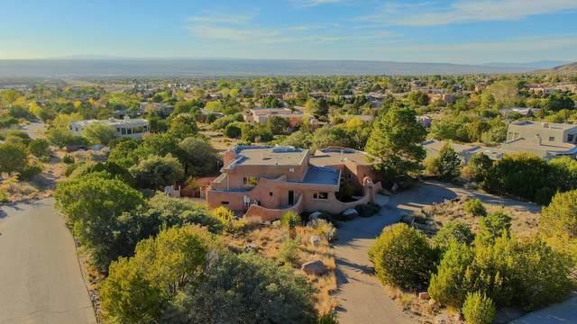 331 Whiteoaks Drive NE, Albuquerque, NM 87122 (MLS #979508) :: The Buchman Group