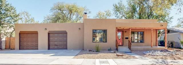 1020 Manzano Court NW, Albuquerque, NM 87102 (MLS #979512) :: Berkshire Hathaway HomeServices Santa Fe Real Estate