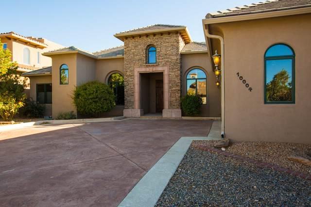 10004 Sand Verbena Trail NE, Albuquerque, NM 87122 (MLS #979517) :: The Bigelow Team / Red Fox Realty