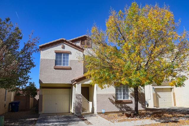 323 Cascabel Trail SE, Albuquerque, NM 87123 (MLS #979525) :: The Bigelow Team / Red Fox Realty