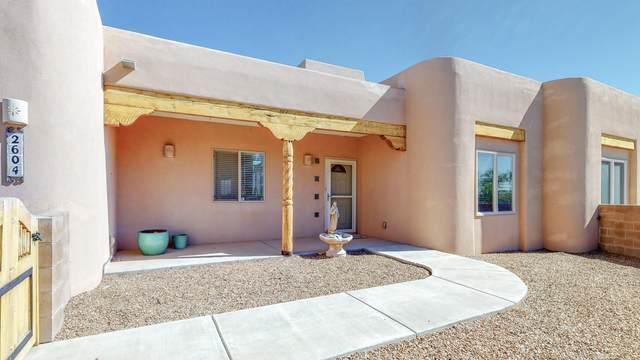 2604 Campeche Road NE, Rio Rancho, NM 87144 (MLS #979532) :: The Bigelow Team / Red Fox Realty