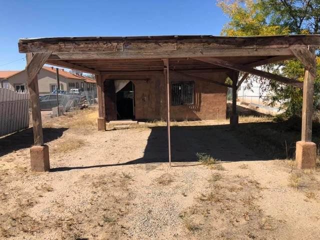 1713 Foothill Drive SW, Albuquerque, NM 87105 (MLS #979534) :: Campbell & Campbell Real Estate Services