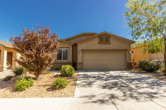 3012 Morrissey Street SW, Albuquerque, NM 87121 (MLS #979541) :: The Bigelow Team / Red Fox Realty