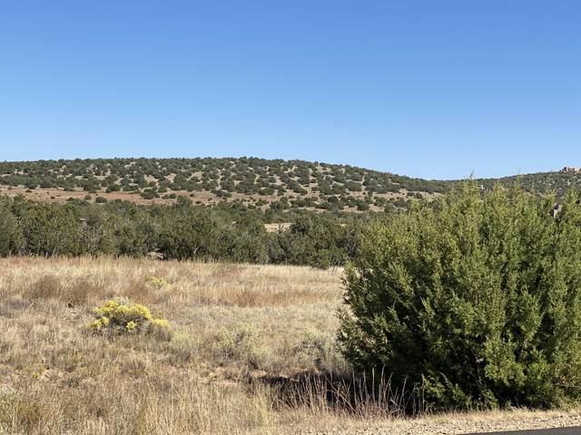 37 Via Entrada, Sandia Park, NM 87047 (MLS #979559) :: Sandi Pressley Team