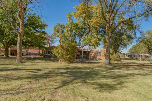 2037 Lakeview Road SW, Albuquerque, NM 87105 (MLS #979570) :: The Bigelow Team / Red Fox Realty