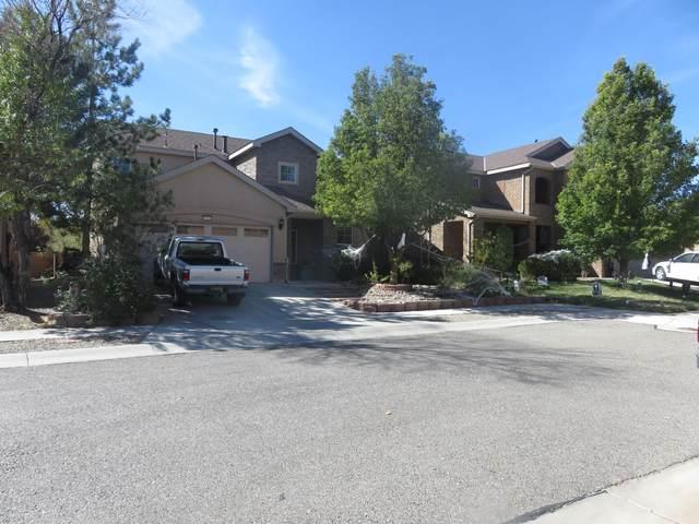 10323 Avenida Vista Cerros NW, Albuquerque, NM 87114 (MLS #979575) :: Keller Williams Realty