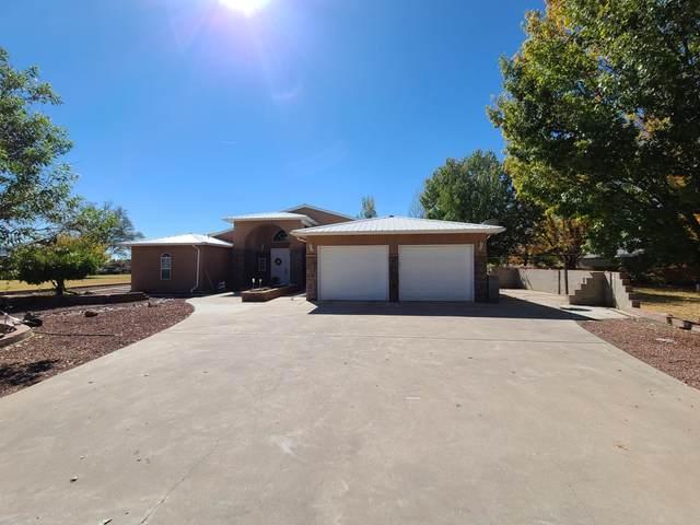 4 Angelito Road, Belen, NM 87002 (MLS #979584) :: The Buchman Group