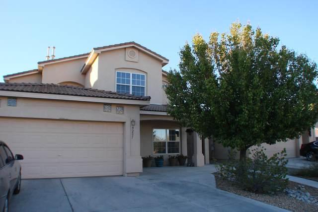 9205 Ashfall Place NW, Albuquerque, NM 87120 (MLS #979587) :: Berkshire Hathaway HomeServices Santa Fe Real Estate