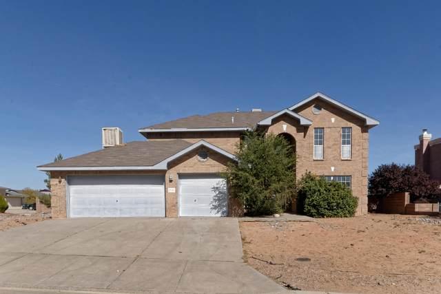 1780 Black River Drive NE, Rio Rancho, NM 87144 (MLS #979602) :: The Bigelow Team / Red Fox Realty