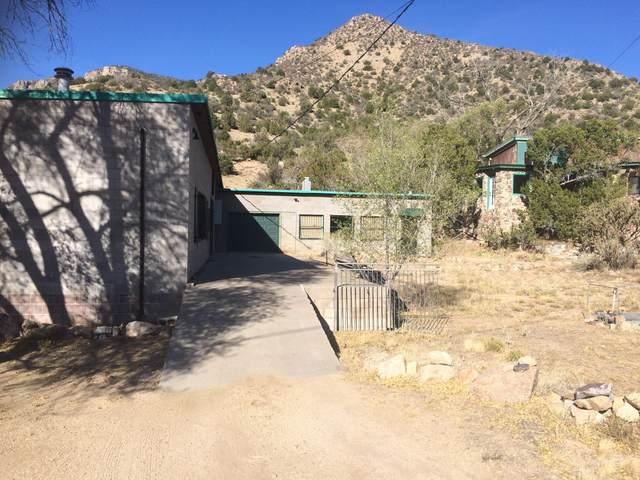 37 Atanacio Road NE, Cedar Crest, NM 87008 (MLS #979623) :: Berkshire Hathaway HomeServices Santa Fe Real Estate