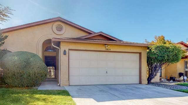 10824 Clyburn Park Drive NE, Albuquerque, NM 87123 (MLS #979629) :: The Buchman Group