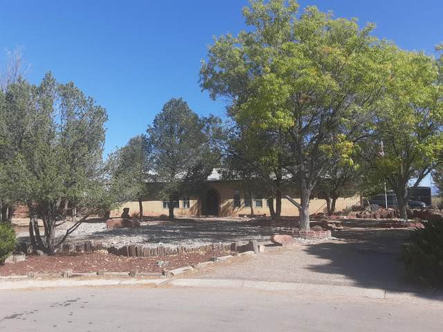 462 Goddard Court, Rio Communities, NM 87002 (MLS #979632) :: The Bigelow Team / Red Fox Realty
