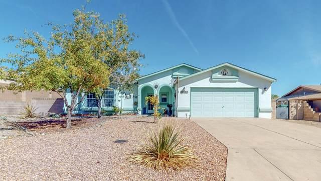 2536 Wheeler Peak Drive NE, Rio Rancho, NM 87144 (MLS #979646) :: The Bigelow Team / Red Fox Realty