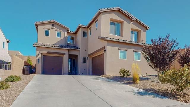 1822 Vista De Colinas Drive SE, Rio Rancho, NM 87124 (MLS #979667) :: The Bigelow Team / Red Fox Realty