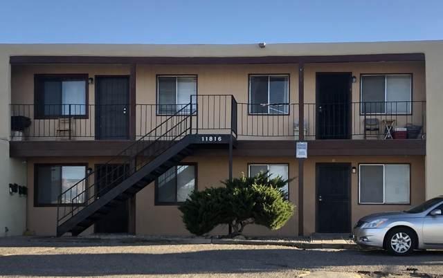 11816 Indian School Road NE, Albuquerque, NM 87112 (MLS #979669) :: The Buchman Group