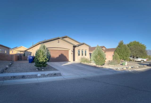5655 Blue Feather Avenue NW, Albuquerque, NM 87114 (MLS #979672) :: The Bigelow Team / Red Fox Realty