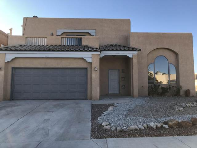 6400 Pima Place NW, Albuquerque, NM 87120 (MLS #979687) :: The Buchman Group