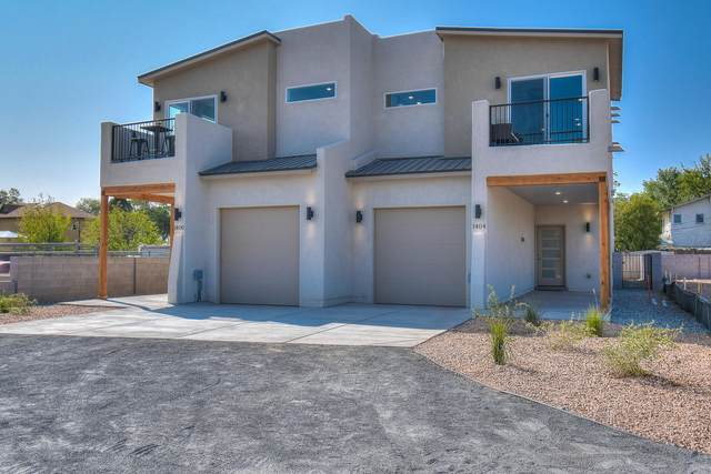 1404 Mountain Road NW, Albuquerque, NM 87104 (MLS #979693) :: The Buchman Group