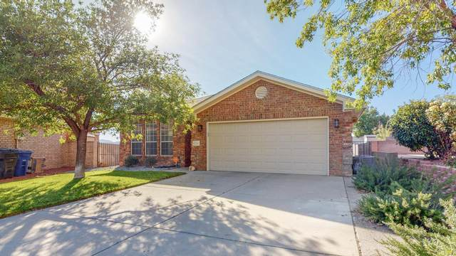 4504 Agate Hills Road NW, Albuquerque, NM 87114 (MLS #979695) :: The Buchman Group