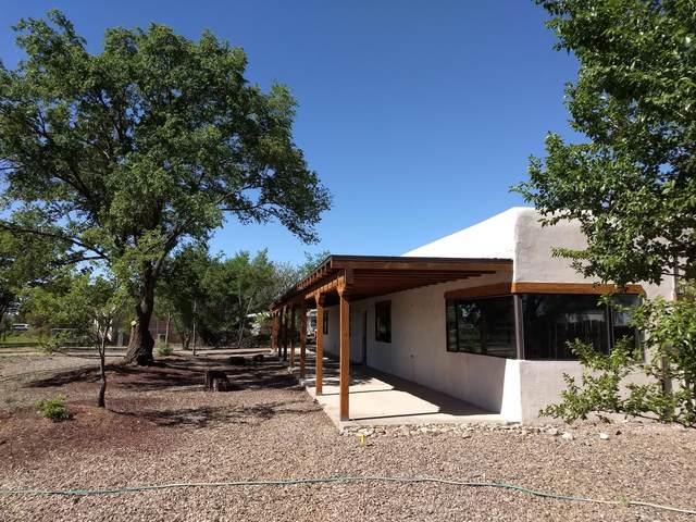 13 Vista De Las Cruces Road, Los Lunas, NM 87031 (MLS #979701) :: The Bigelow Team / Red Fox Realty