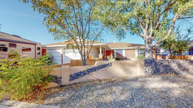 7536 Pecos Trail NW, Albuquerque, NM 87120 (MLS #979702) :: The Bigelow Team / Red Fox Realty