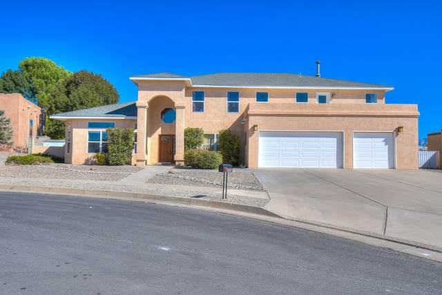 6205 Tesuque Court NW, Albuquerque, NM 87120 (MLS #979704) :: Berkshire Hathaway HomeServices Santa Fe Real Estate