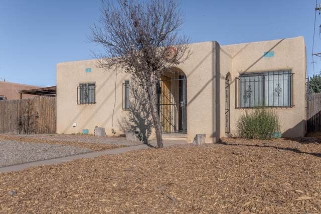 2616 Morningside Drive NE, Albuquerque, NM 87110 (MLS #979705) :: The Buchman Group