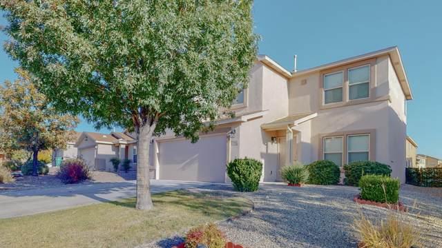1316 Maple Meadows Drive NE, Rio Rancho, NM 87144 (MLS #979706) :: The Buchman Group
